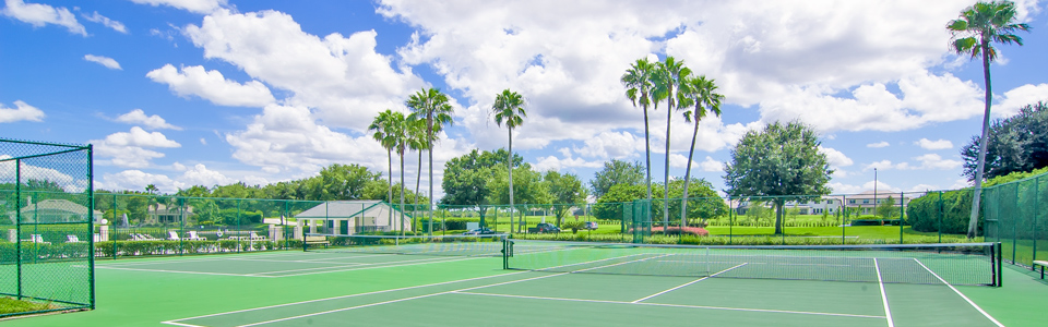 Diamond Cove - Emerald Forest Tennis Courts