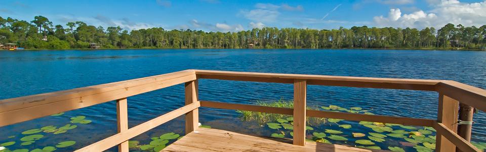 Diamond Cove-Emerald Forest Communiy Dock